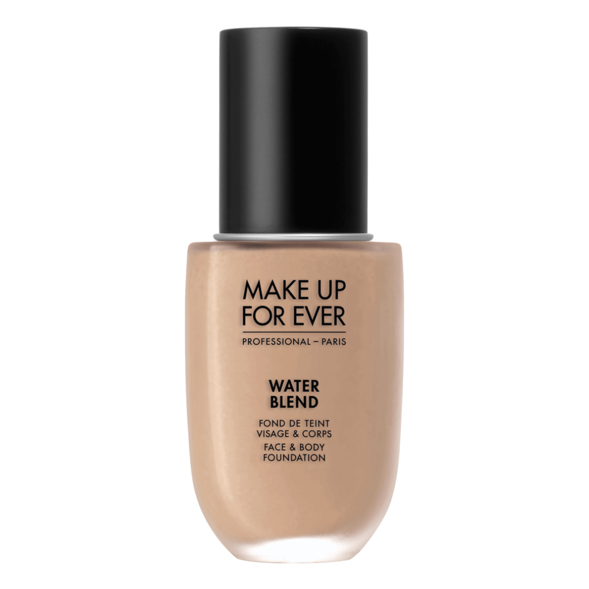 Make Up For Ever Water Blend Face & Body Foundation, $43, available at Sephora.