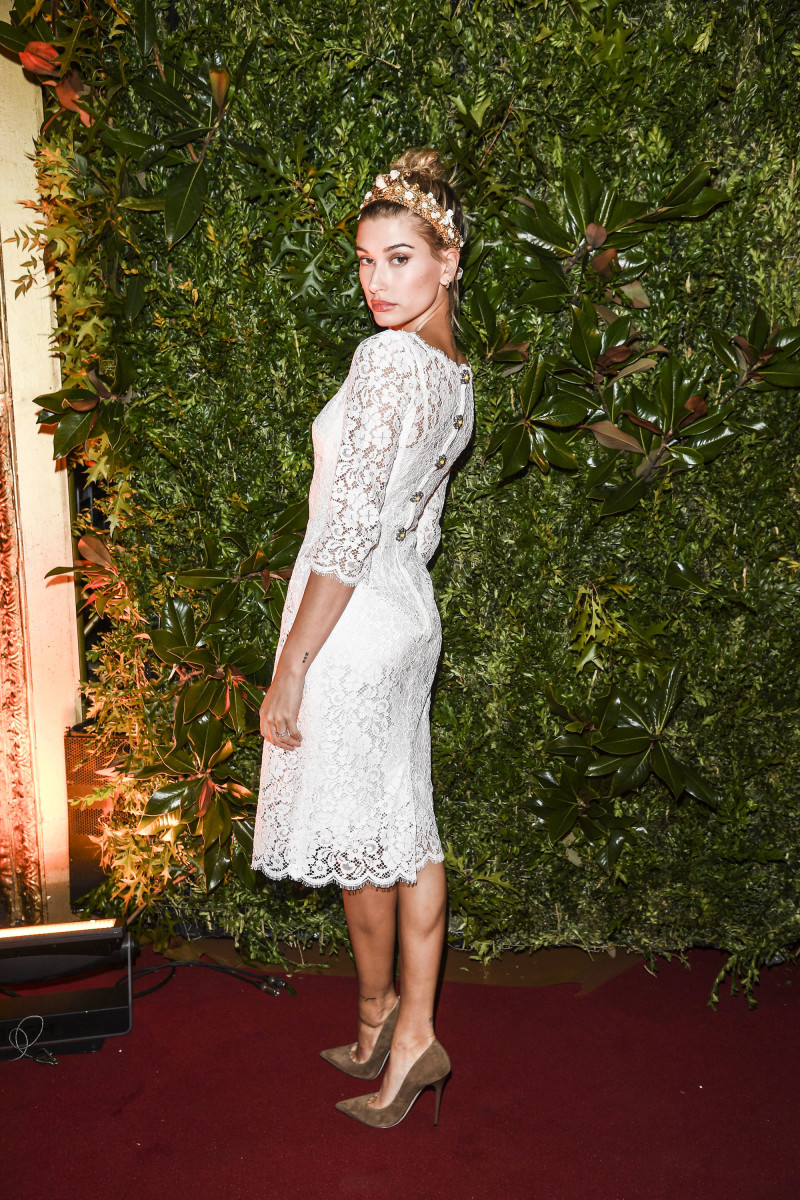 And God created Hailey. Photo: Getty Images