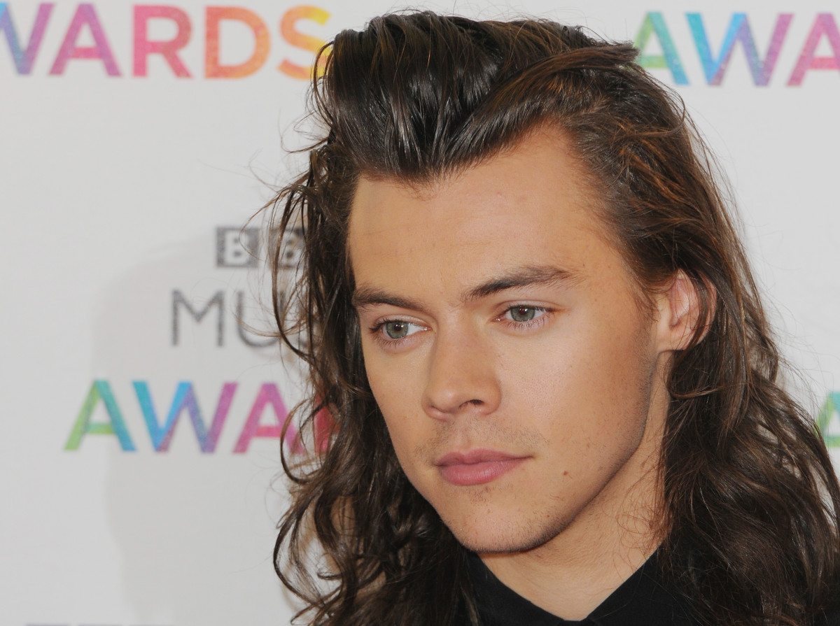 Harry Styles at the BBC Music Awards in Dec. 2015 in Birmingham, England. Photo: Eamonn M. McCormack/Getty Images