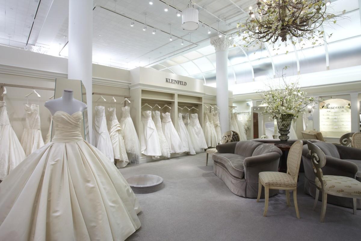 Kleinfeld Bridal in New York City. Photo: Kleinfeld Bridal