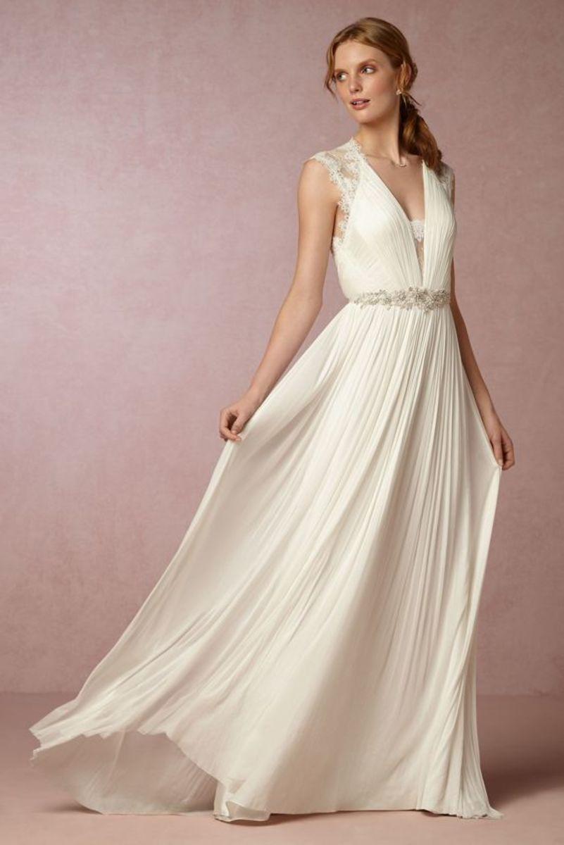 Fantasia Gown. Photo: Bhldn