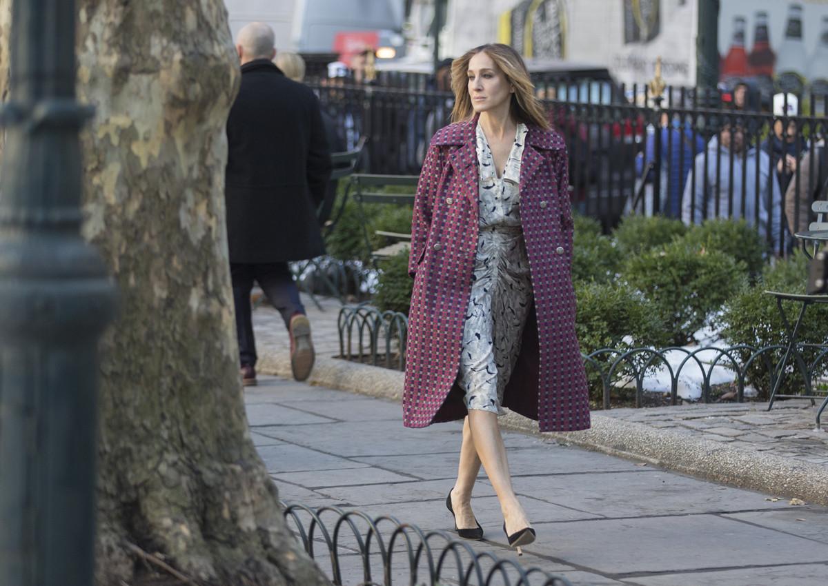 Sarah Jessica Parker as Frances in HBO's 'Divorce.' Photo: Craig Blankenhorn/HBO
