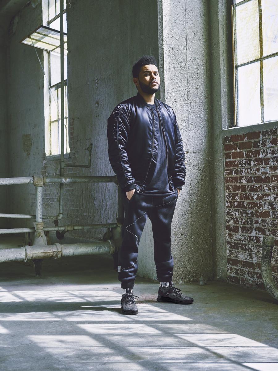 The Weeknd Is Pumas Latest Celebrity Designer Fashionista