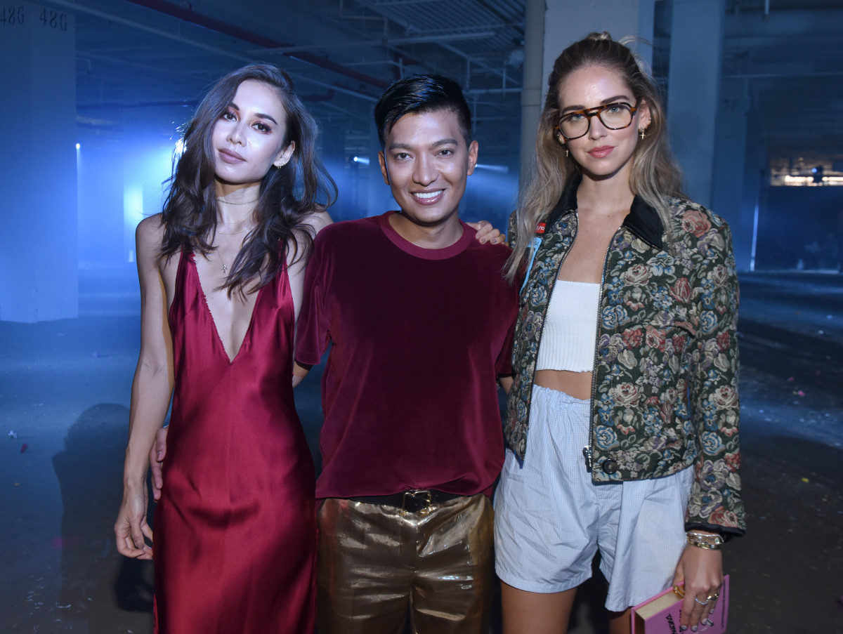 Rumi Neely, Bryanboy, Chiara Ferragni: Which of these are bloggers and which are influencers? Trick question: They're all both. Photo: Getty Images