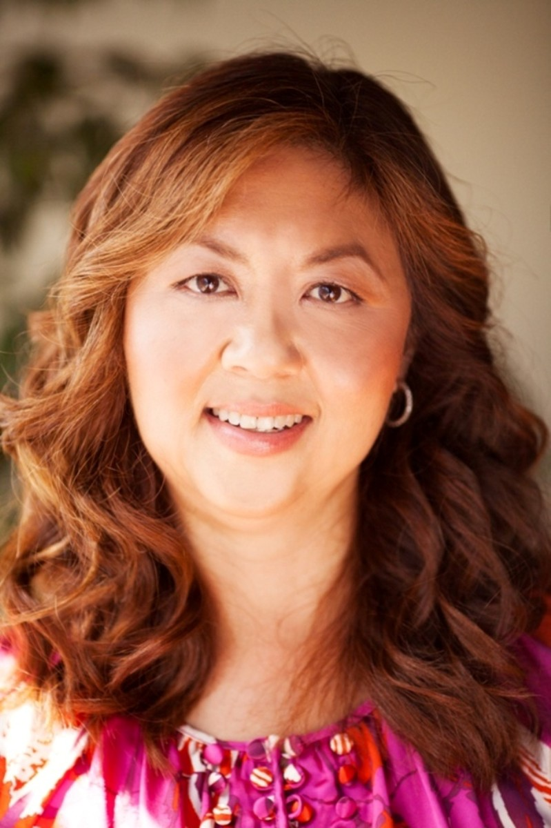 Joy Chen. Photo: Courtesy H2O+ Beauty