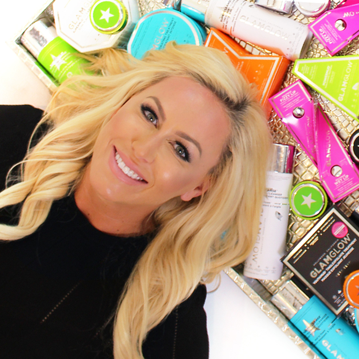 Shannon Dellimore. Photo: Courtesy of Glamglow