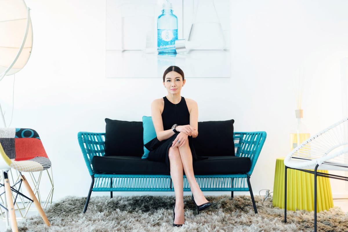 Sabrina Tan. Photo: Courtesy of Skin Inc.