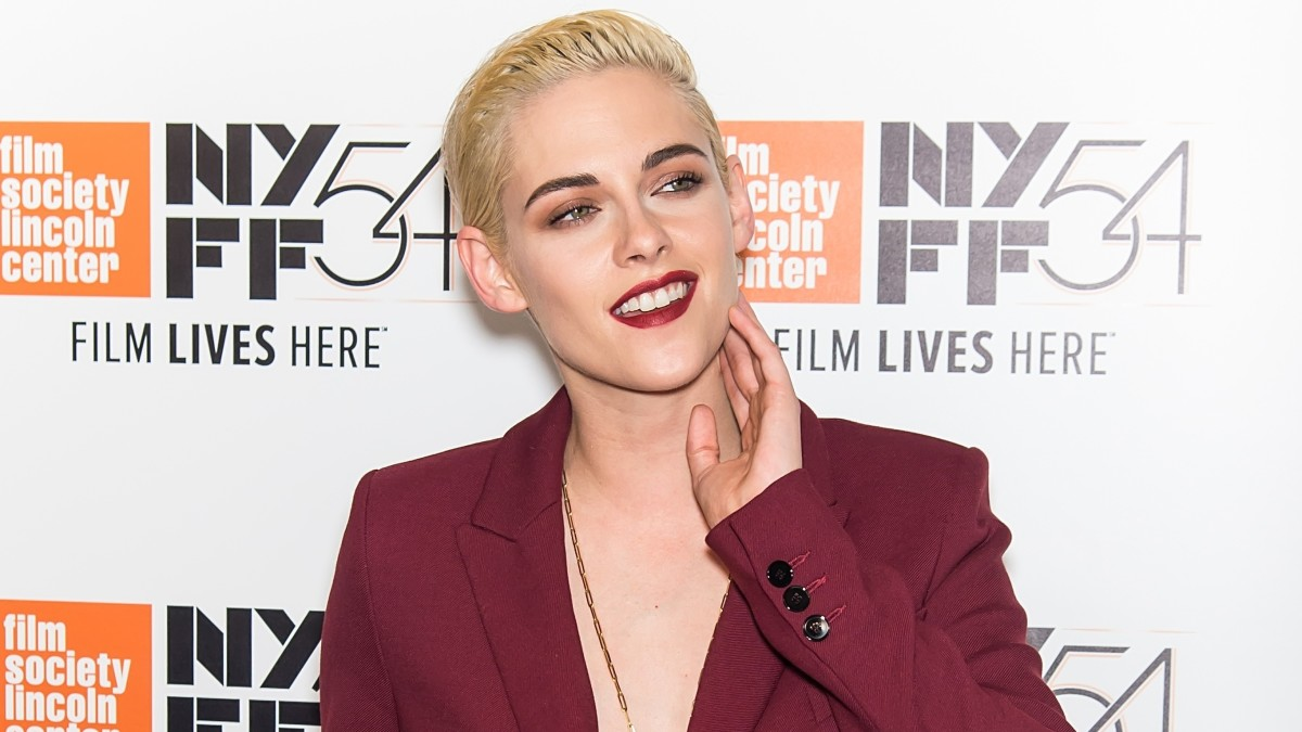 """Kristen Stewart at the New York Film Festival for the premiere of """"Certain Women."""" Photo: Gilbert Carrasquillo/Getty Images"""