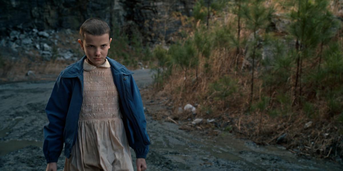 Eleven! Photo: Netflix