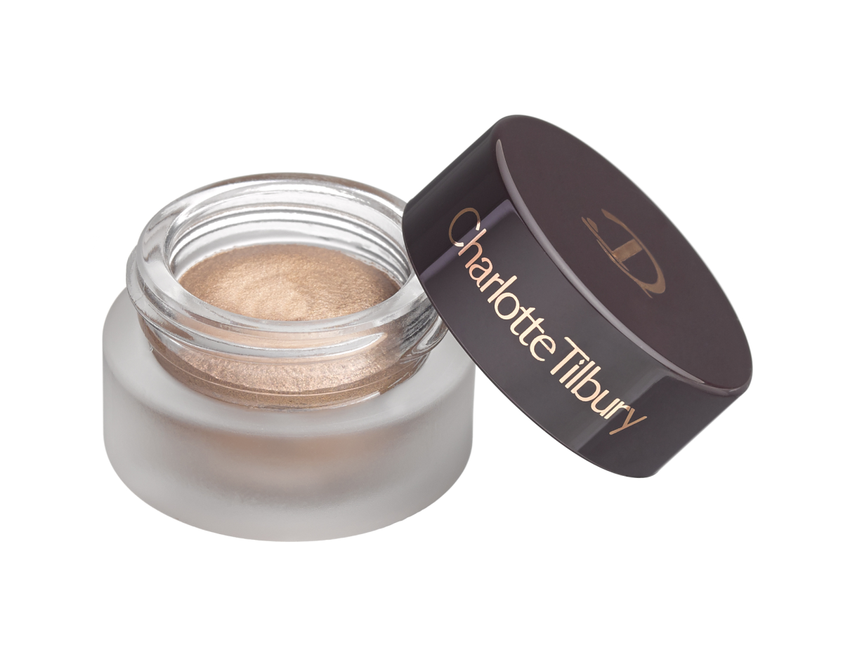 So you agree — you think you're really pretty? Charlotte Tilbury Eyes to Mesmerize Cream Eyeshadow in Jean, $32, available at Nordstrom