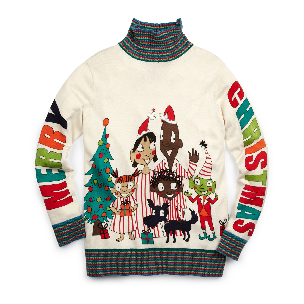 Whoopi Goldberg's All Together Now sweater, $139. Photo: Lord & Taylor