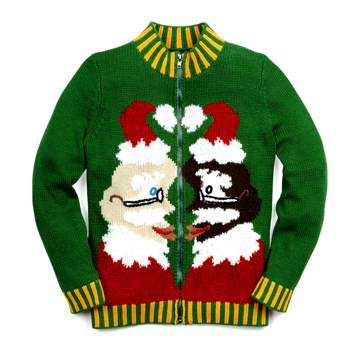 Whoopi Goldberg Christmas Sweaters.Whoopi Goldberg Designed Ugly Holiday Sweaters For You To