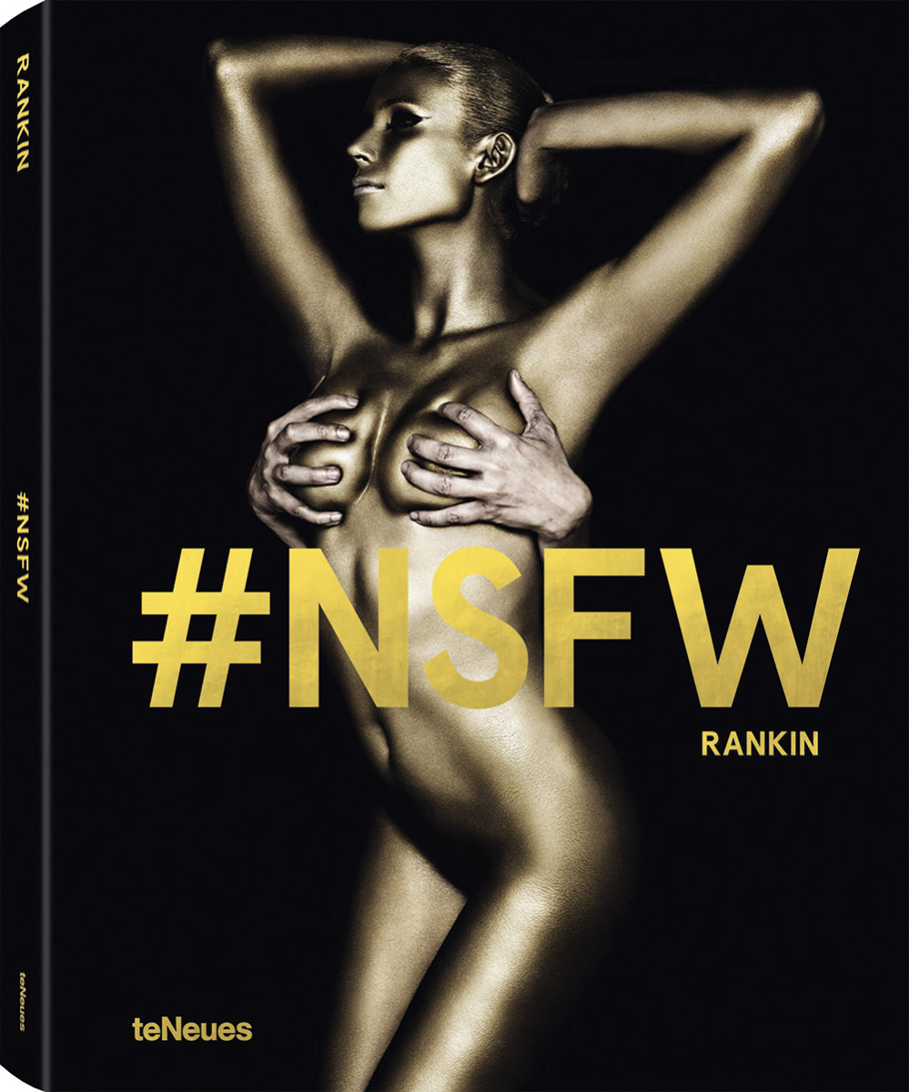 """""""#NSFW"""" book cover."""