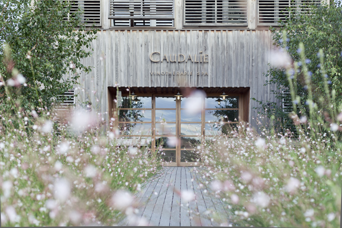 How caudalie 39 s mathilde thomas created a top french for Salon the bordeaux
