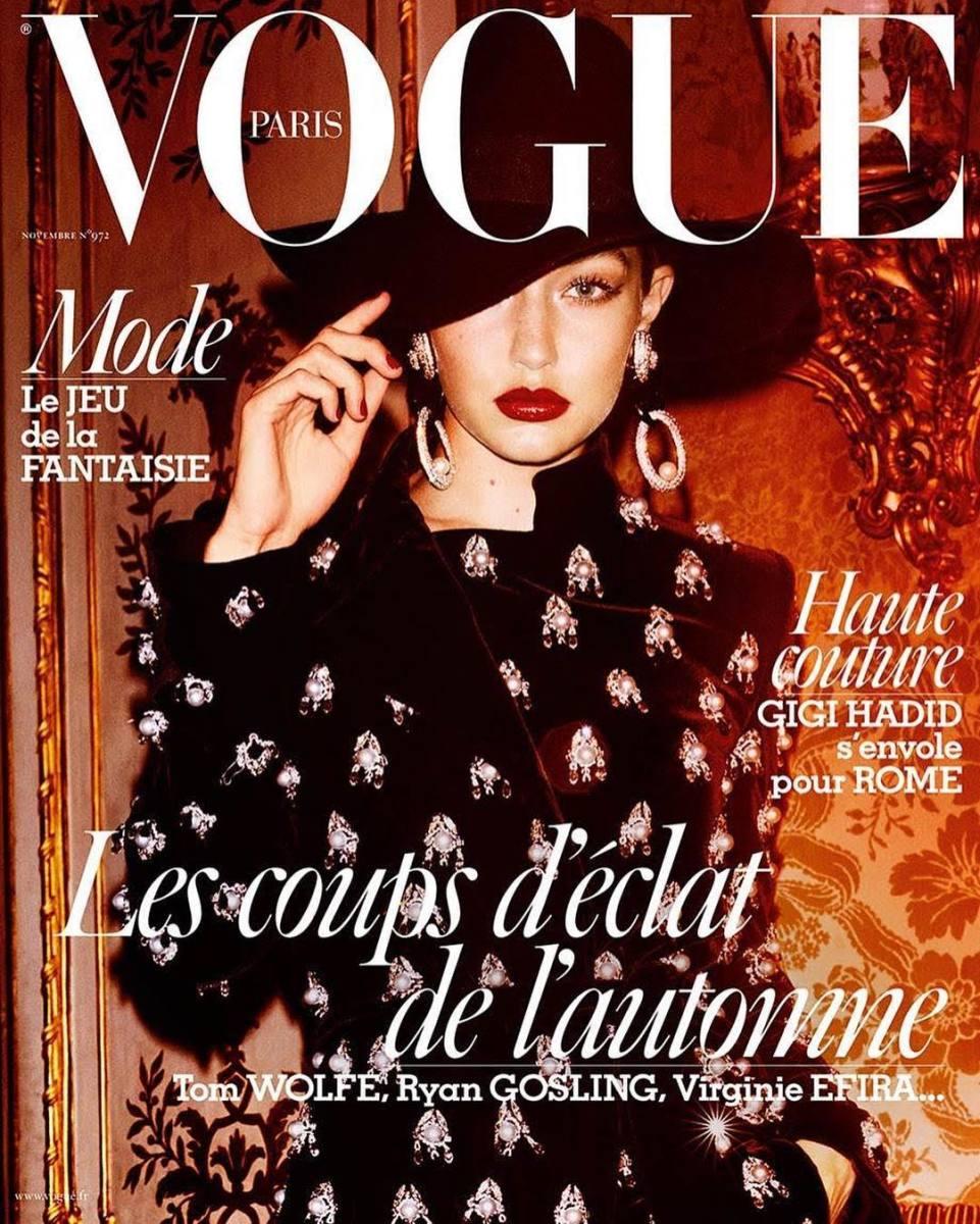 Photo: Mario Testino/Paris Vogue