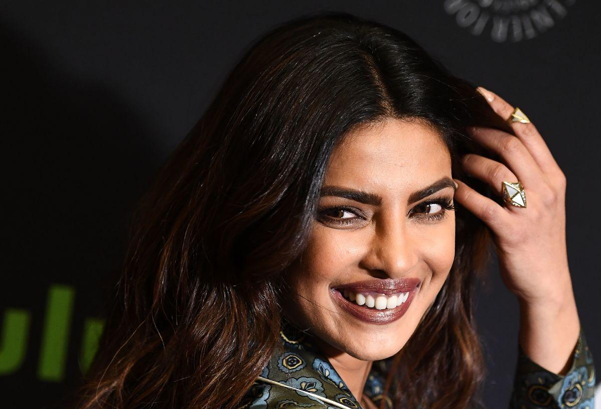 Priyanka Chopra at PaleyFest New York 2016. Photo; Jewel Samad/Getty Images