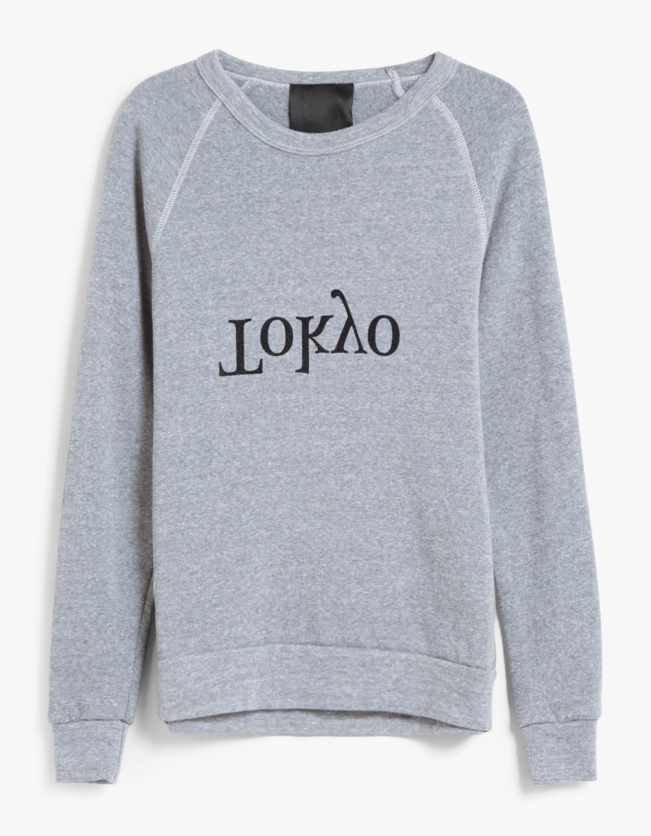 Assembly New York Tokyo City Sweatshirt, $124, available at Need Supply Co.