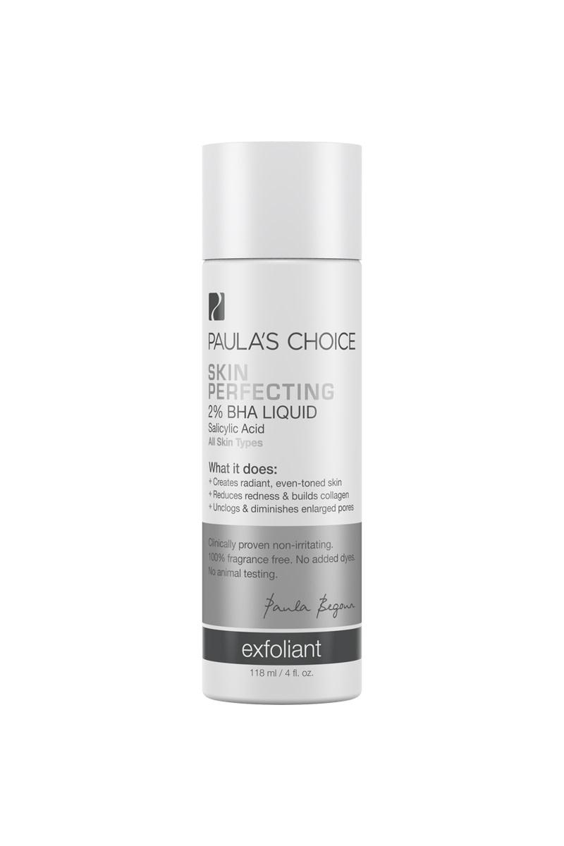 Paula's Choice Skin Perfecting 2% BHA Liquid Exfoliant, $29, available at Paula's Choice.