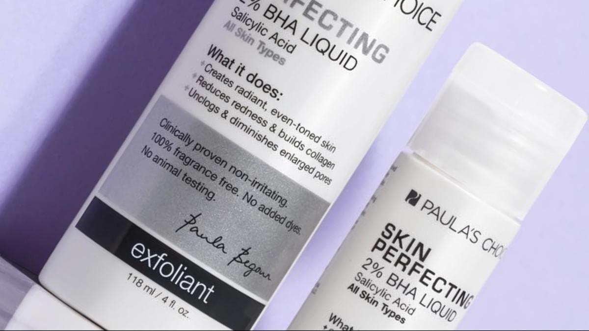 paula u0026 39 s choice skin perfecting bha liquid exfoliant review