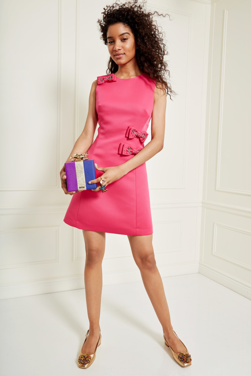 A look from Kate Spade New York's holiday 2016 collection. Photo: Courtesy