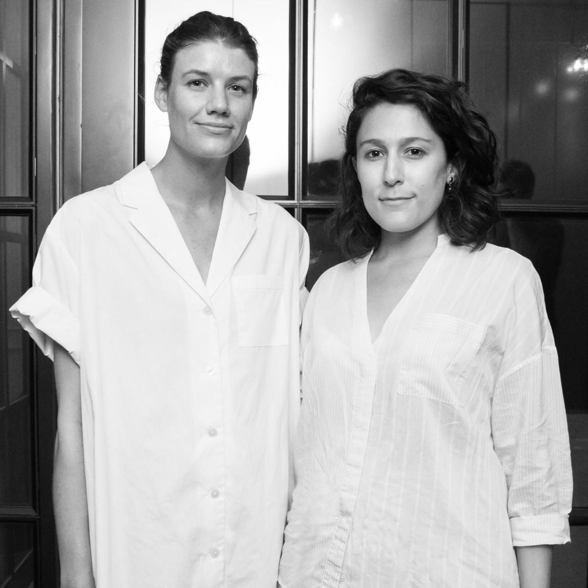 Britt Cosgrove and Marina Polo. Photo: Svilu