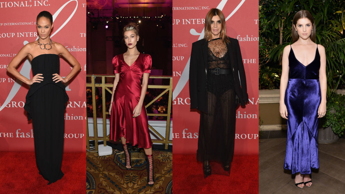 The Most Winning Red Carpet Looks From This Week 39 S Many Awards Events Fashionista