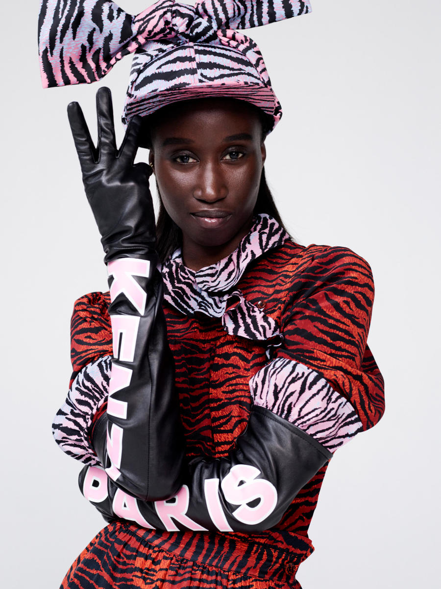 A look from the Kenzo x H&M collection. Photo: H&M