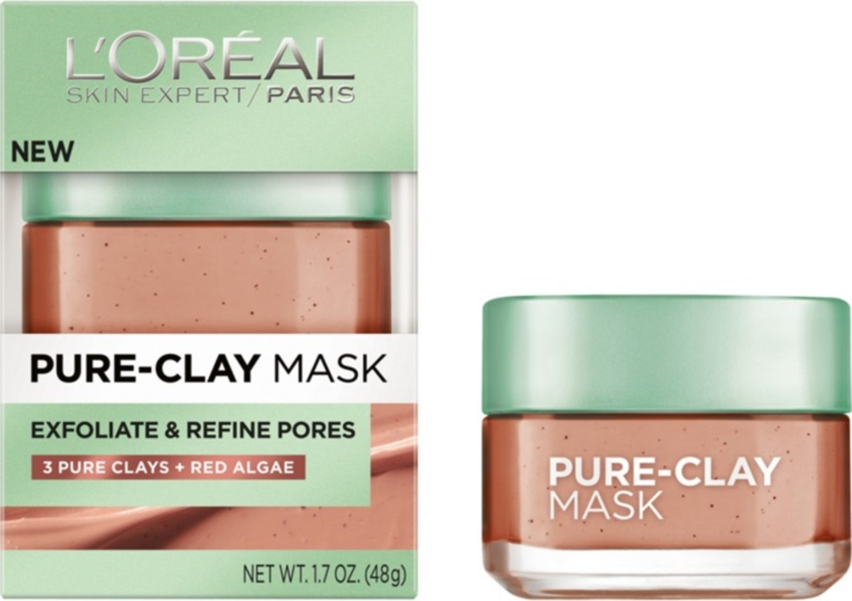 L'Oréal Exfoliate & Refining Treatment Mask, $12.99, available at L'Oréal. Photo: L'Oréal