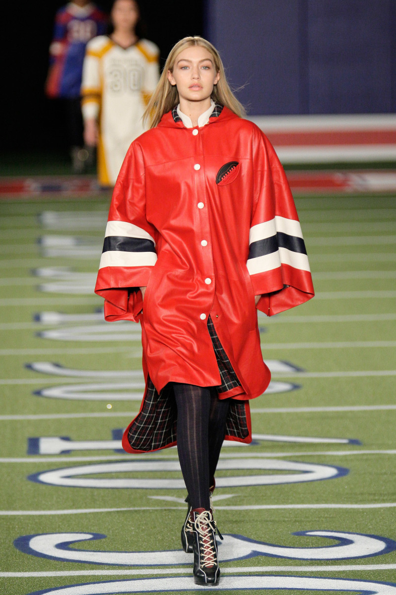 The poncho in question. Photo: Getty Images