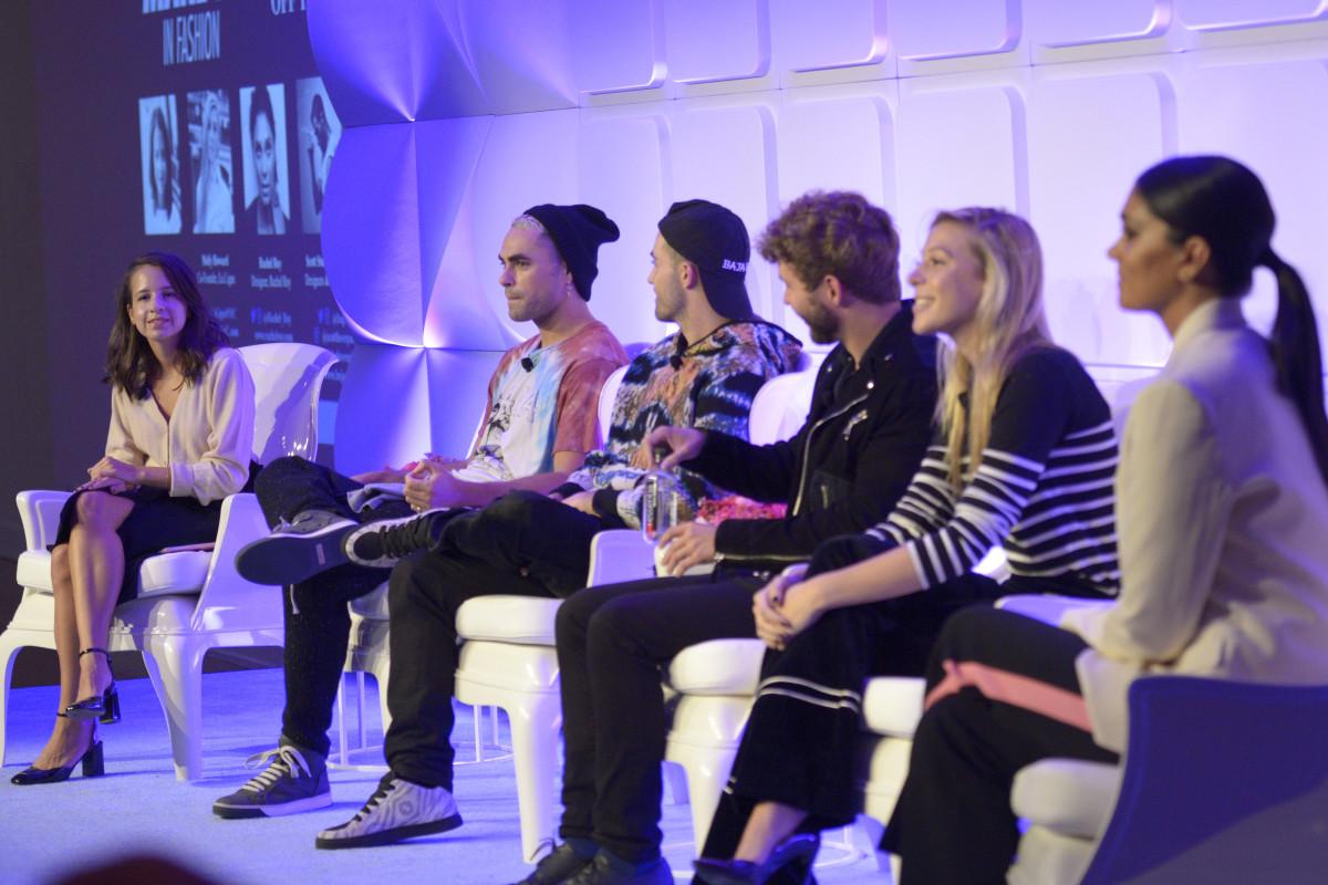 designer panel fashionista con 2016