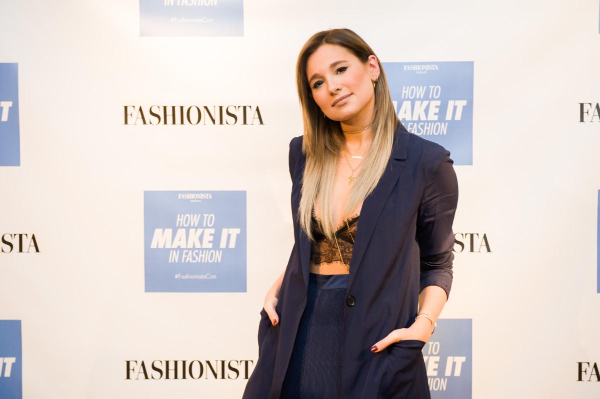 Danielle Bernstein. Photo: Arnold Soshkin/Fashionista