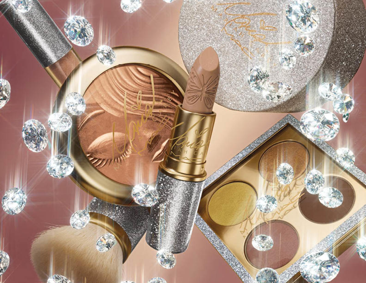 Mariah Carey x MAC Cosmetics. Photo: MAC Cosmetics