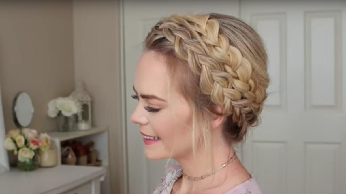 Terrific The Best Youtube Hair Tutorials Fashionista Hairstyles For Women Draintrainus