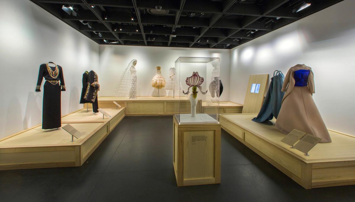 """Masterworks: Unpacking Fashion"" Gallery View, Harold Koda Gift Photo: © The Metropolitan Museum of Art"