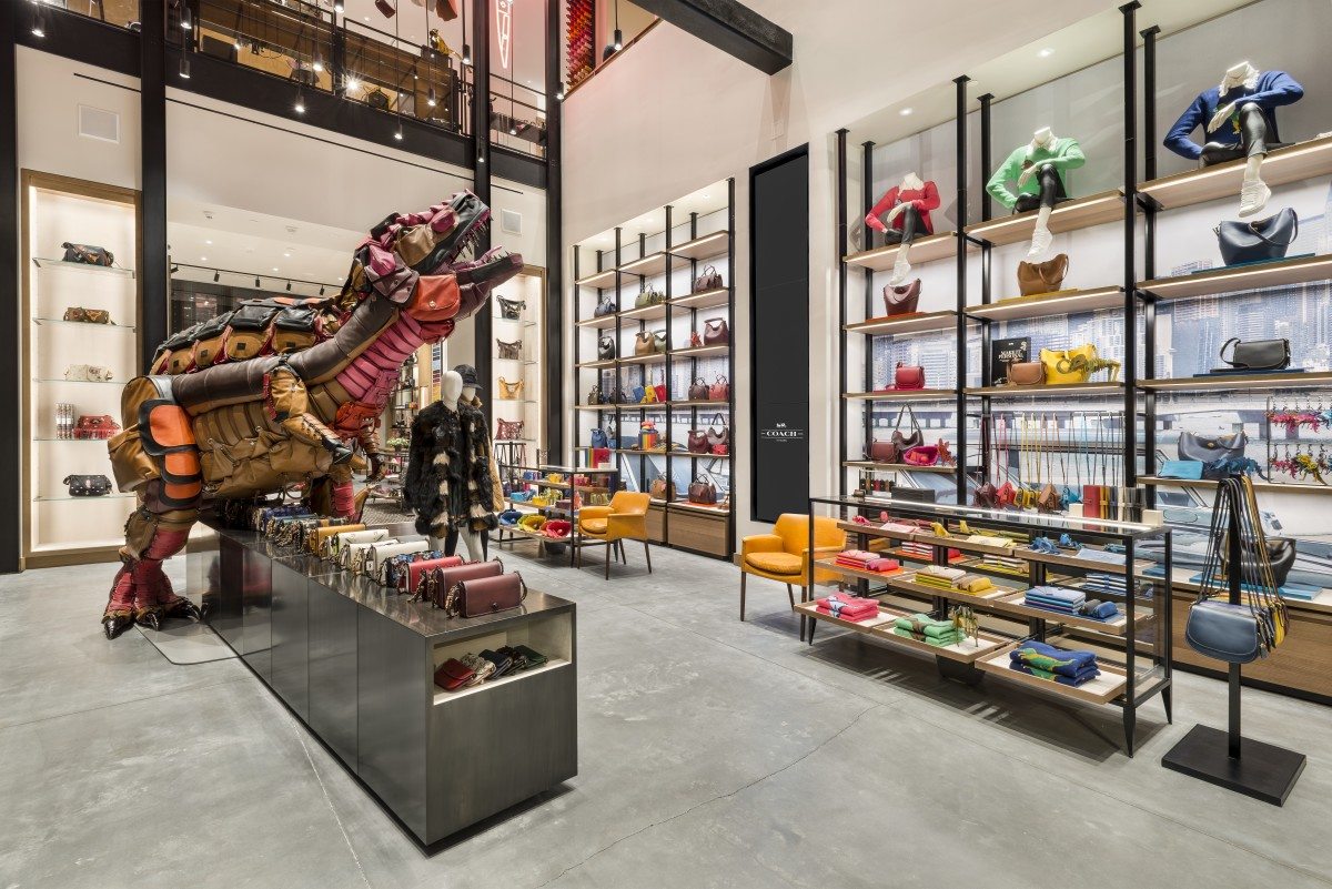 Coach Wraps Up Its Brand Transformation With A House On