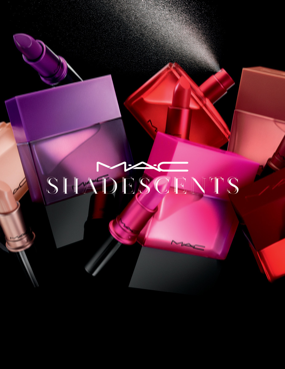 A visual from MAC Shadescents. Photo: Courtesy of MAC Cosmetics