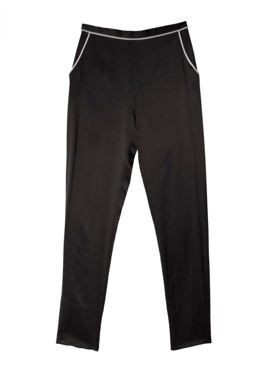 Fleur du Mal PJ pants, $245, available at Fleur du Mal.
