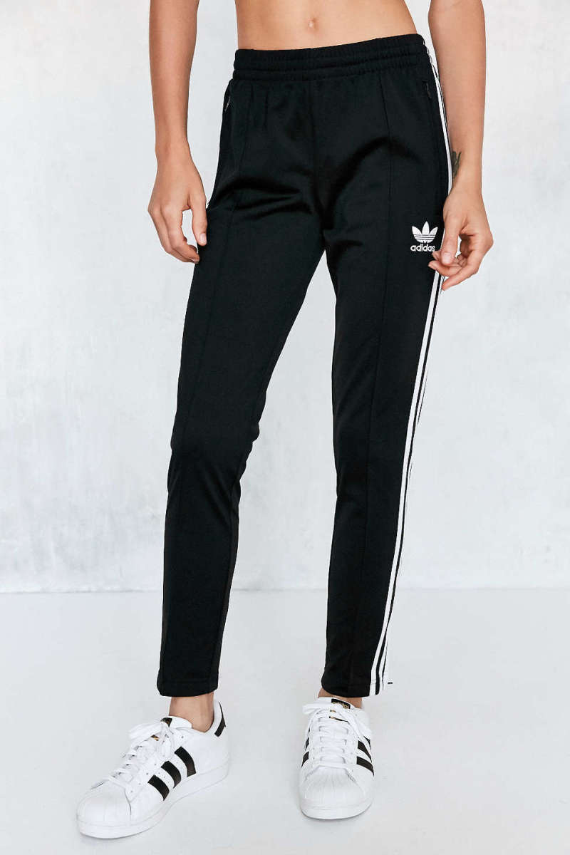 Adidas Originals Supergirl Track Pant, $60, available at Urban Outfitters.