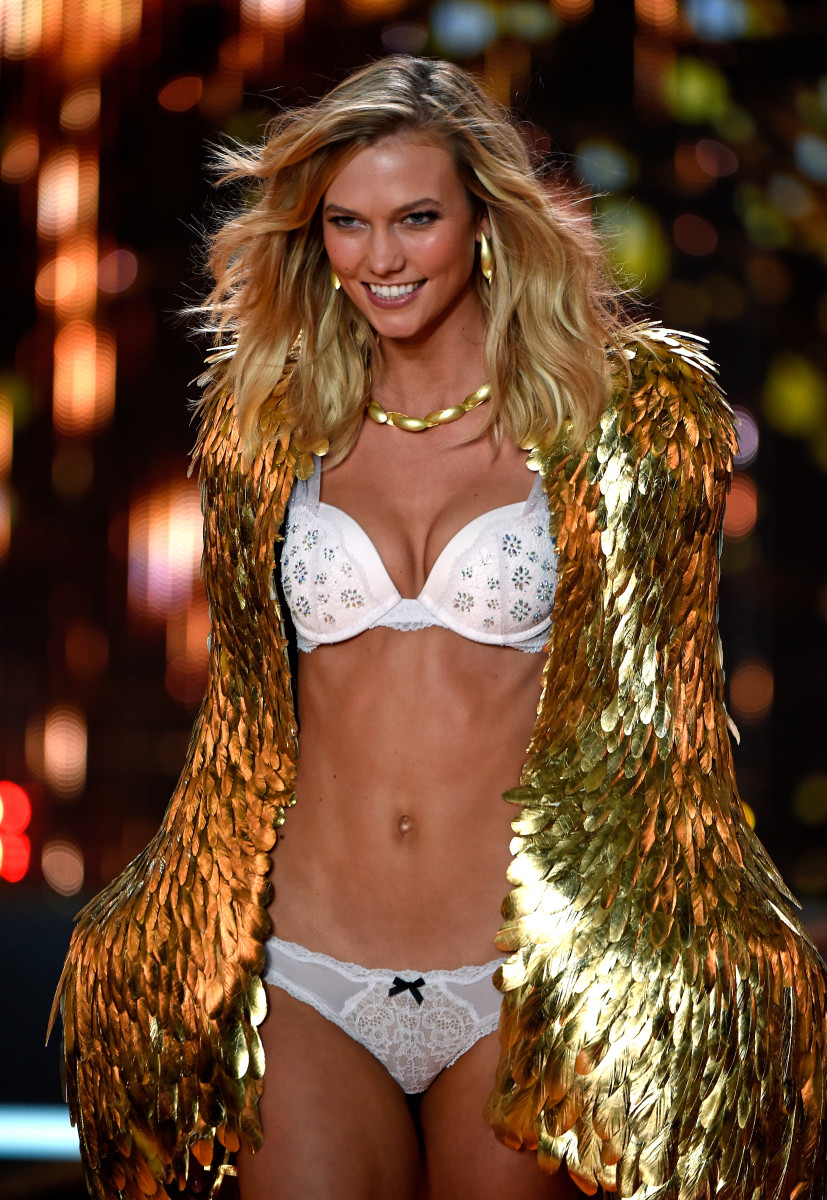 6e700bc0a5 Must Read  Karlie Kloss Not Walking in Victoria s Secret Fashion ...