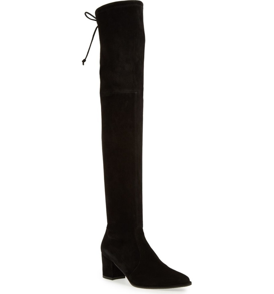 "Stuart Weitzman ""Thighland"" boots, $798, available at Nordstrom."
