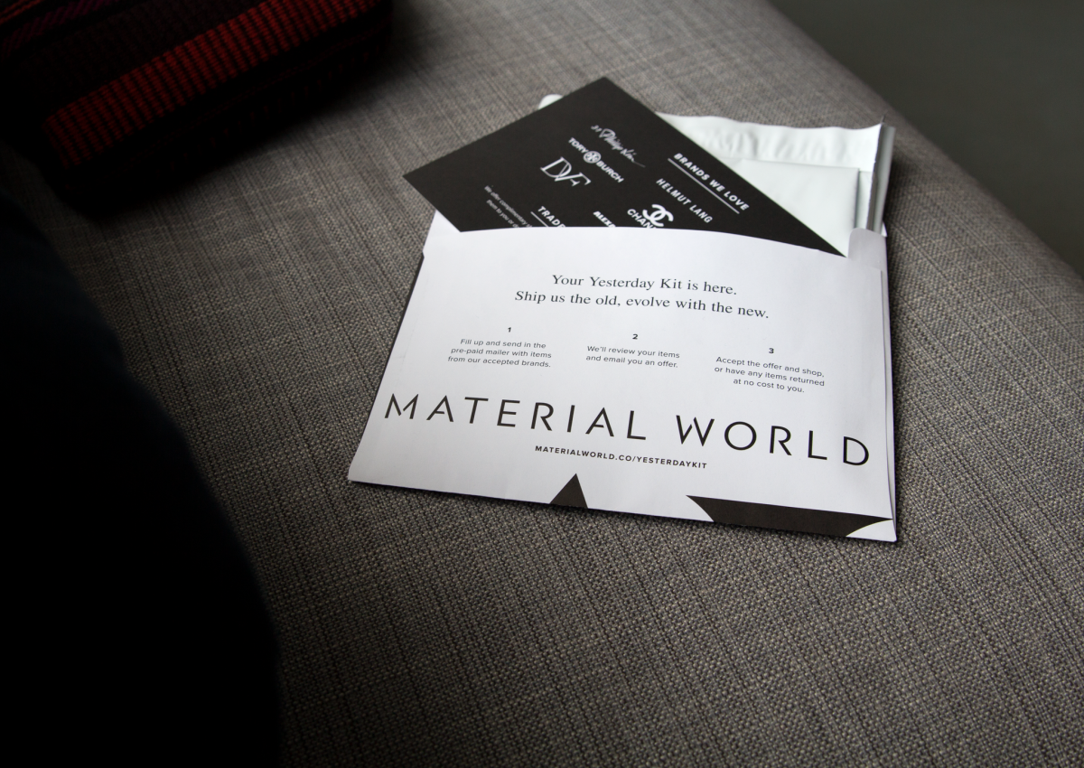 Material World Trade-in Kit