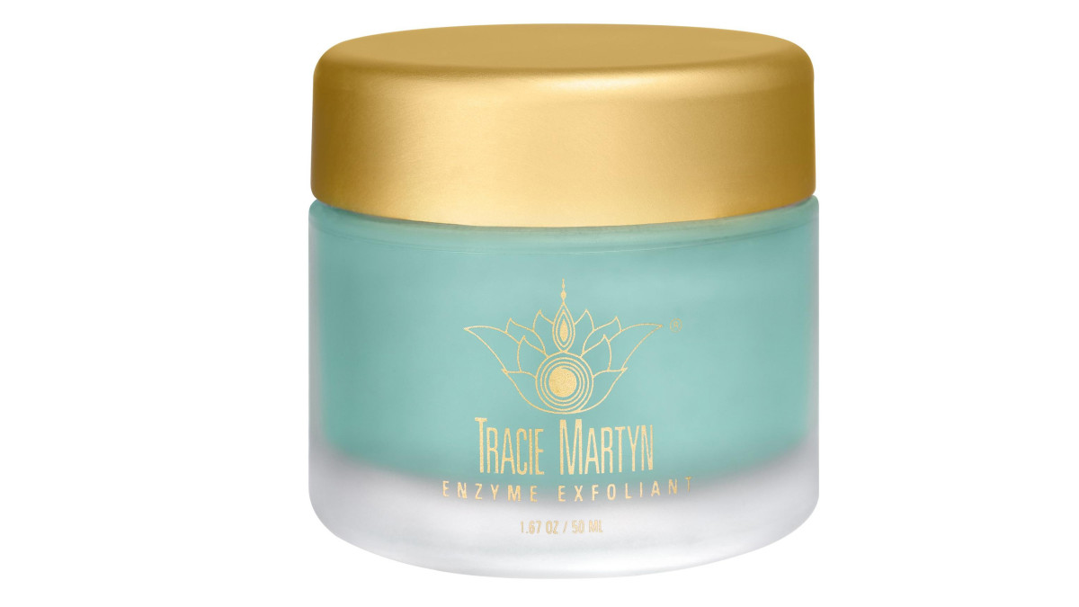 This stuff is magic. Tracie Martyn Enzyme Exfoliant, $90, available at Net-a-Porter