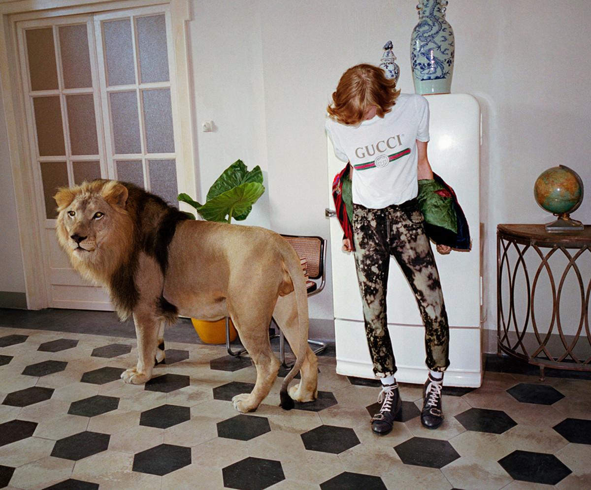 Photo: Glen Luchford for Gucci