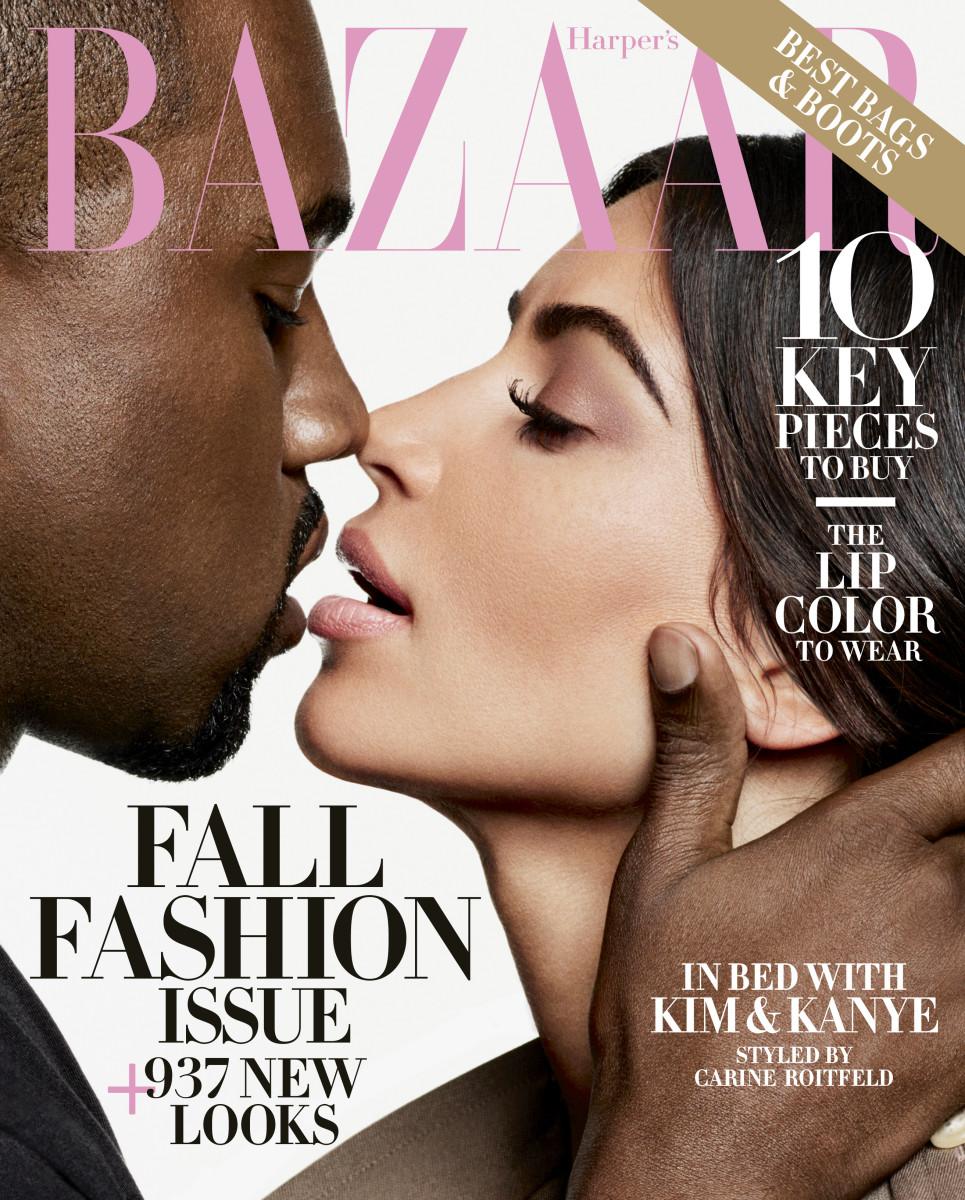 Photo: Karl Lagerfeld for Harper's Bazaar