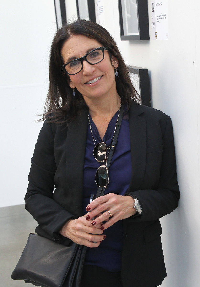 Makeup artist Bobbi Brown. Photo: Paul Morigi/Getty Images