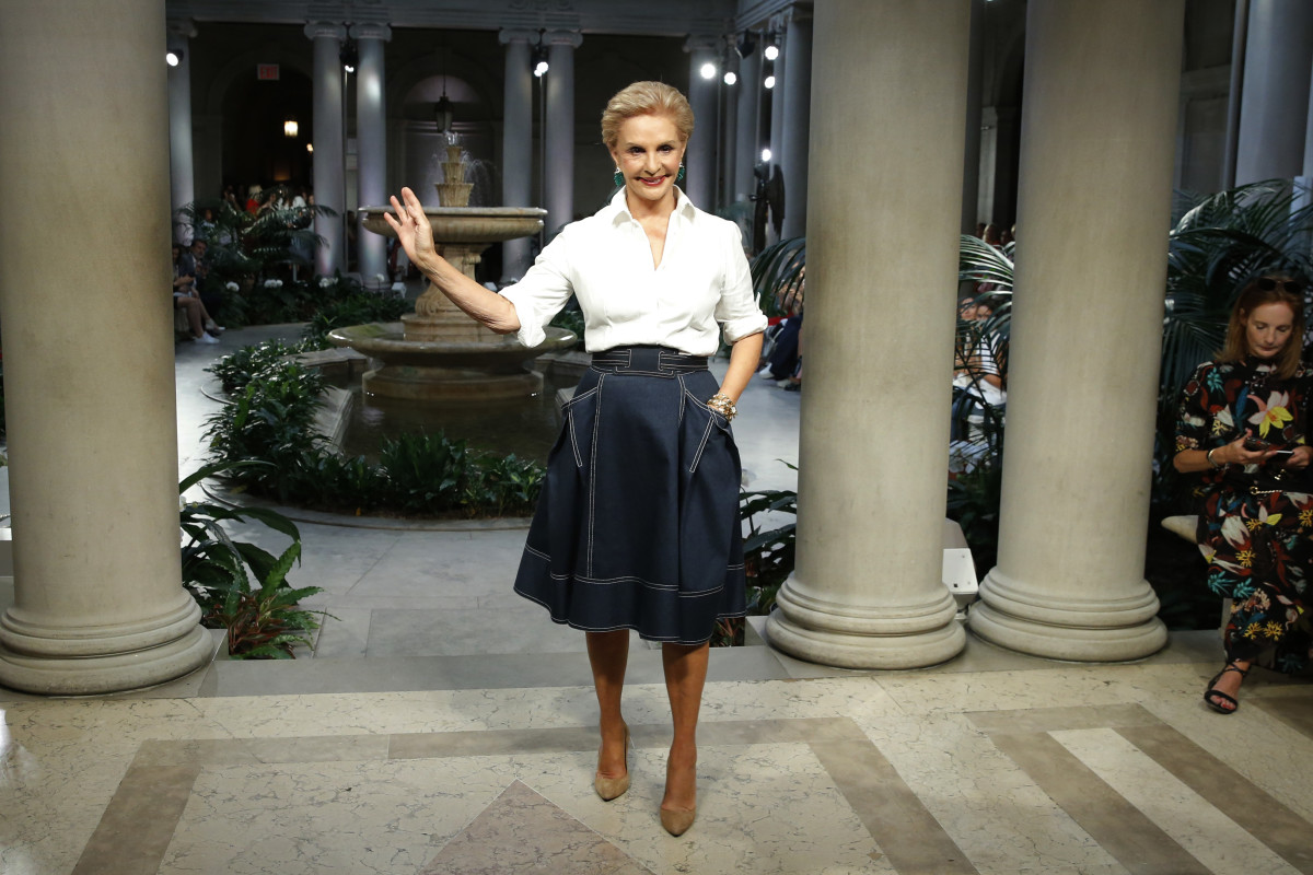 e081d6c66e8 Carolina Herrera Is Trying to Keep Laura Kim From Working at Oscar de la  Renta in a Very Juicy Lawsuit [Updated]