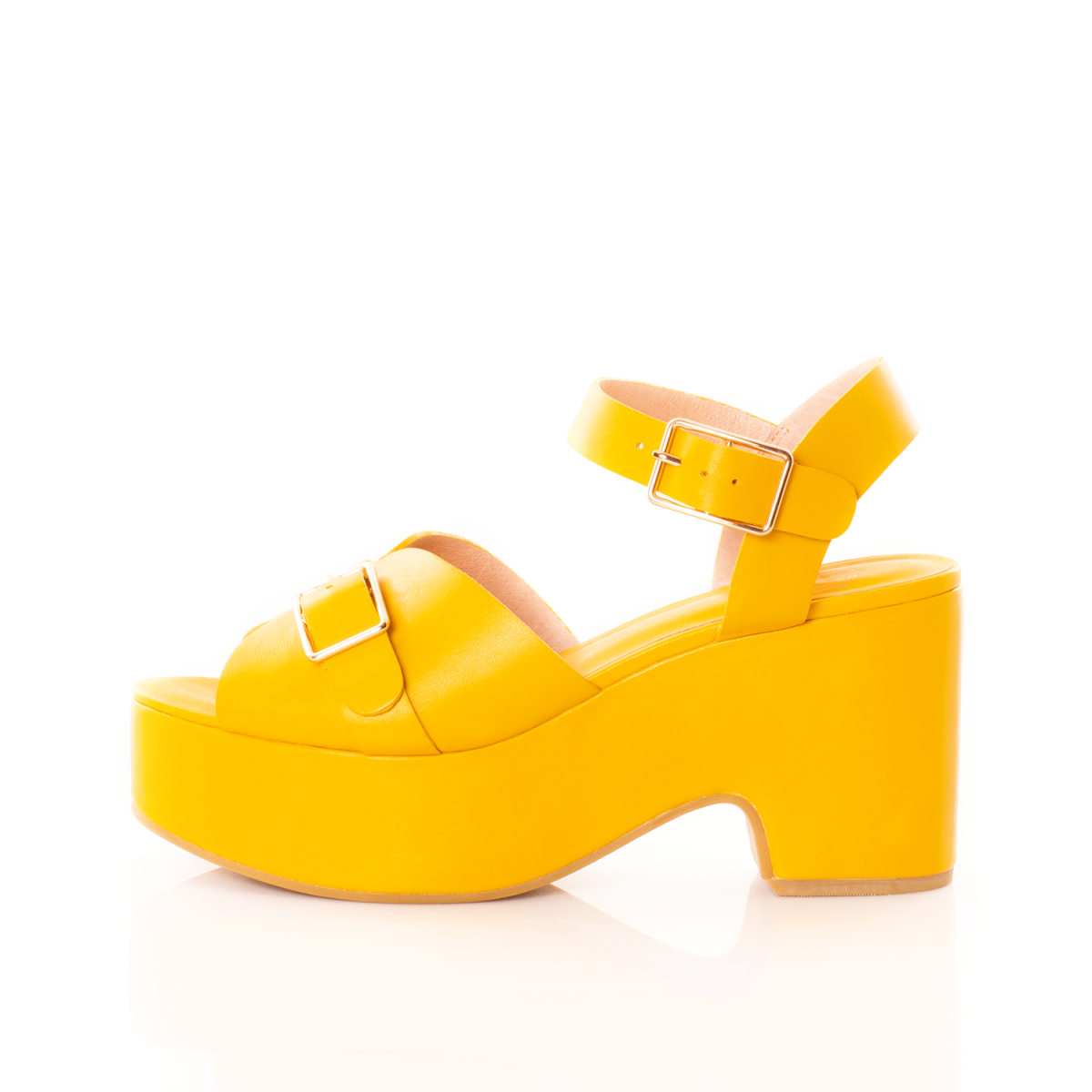 Raf wedge, $296, available at Charlotte Stone.