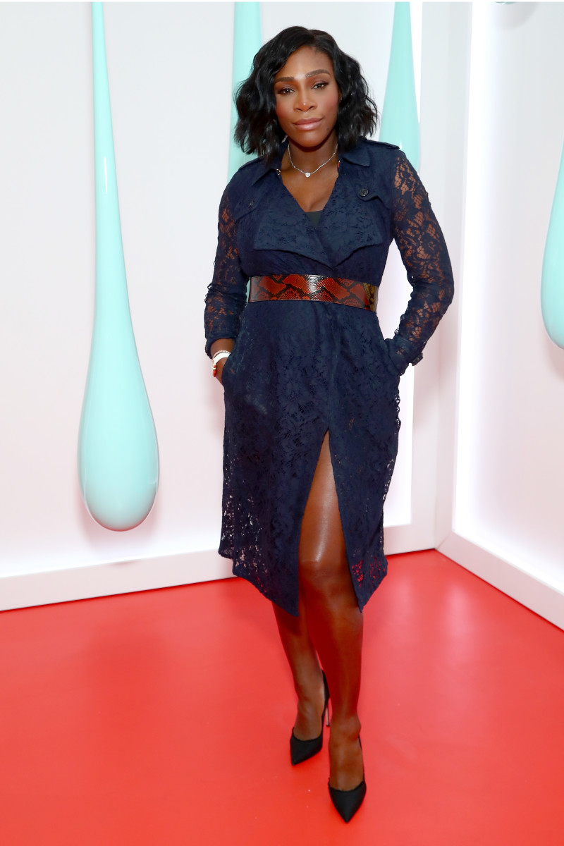 Serena Williams, soon-to-be beauty entrepreneur. Photo: Astrid Stawiarz/Getty Images