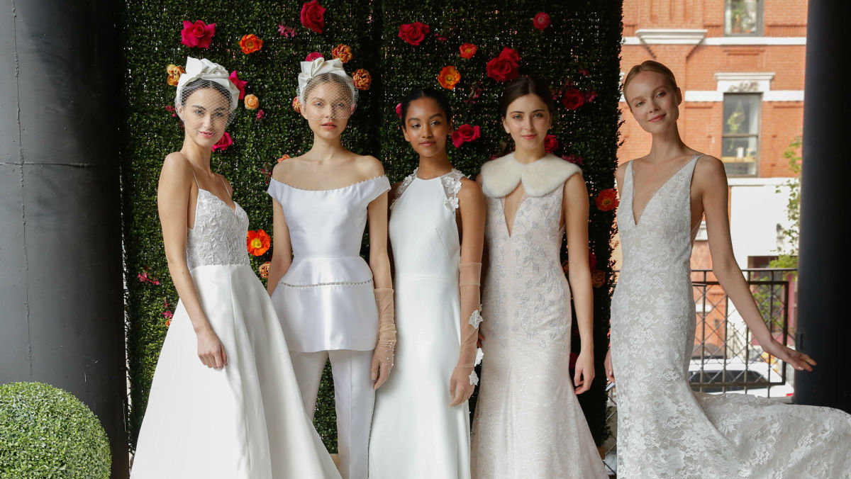 c64beee69e 11 Wedding Fashion Trends You ll Likely See In 2018 - Fashionista