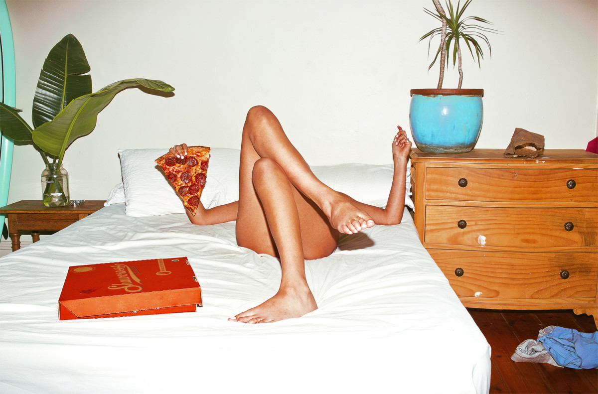 """Sex and Takeout"" by Sarah Bahbah. Photo: Courtesy"